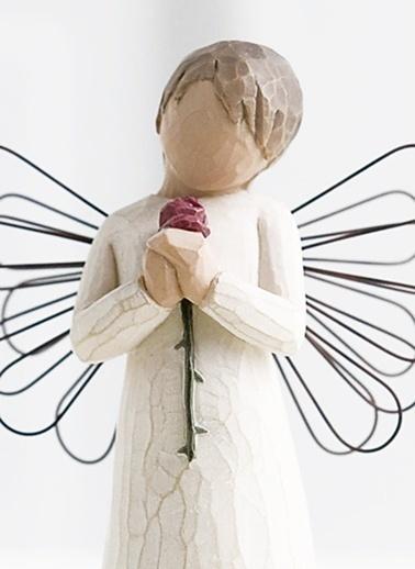 Willow Tree Loving Angel (Aşk Meleği) Renksiz